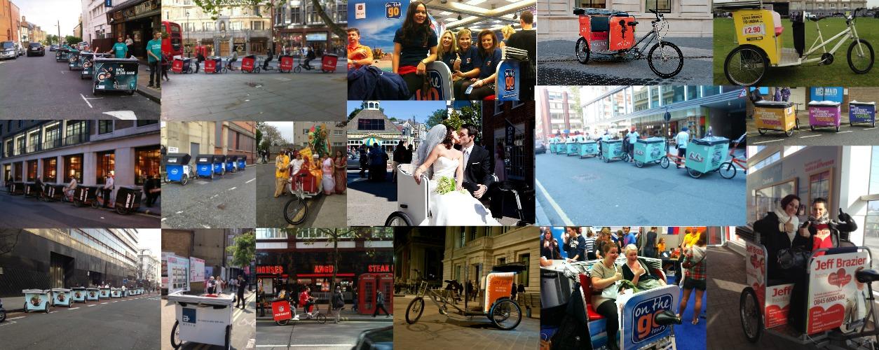 Mixed Rickshaw Campaigns