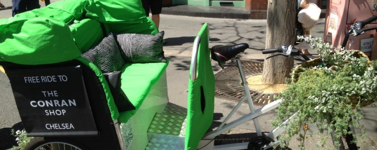 Conran Pedicabs