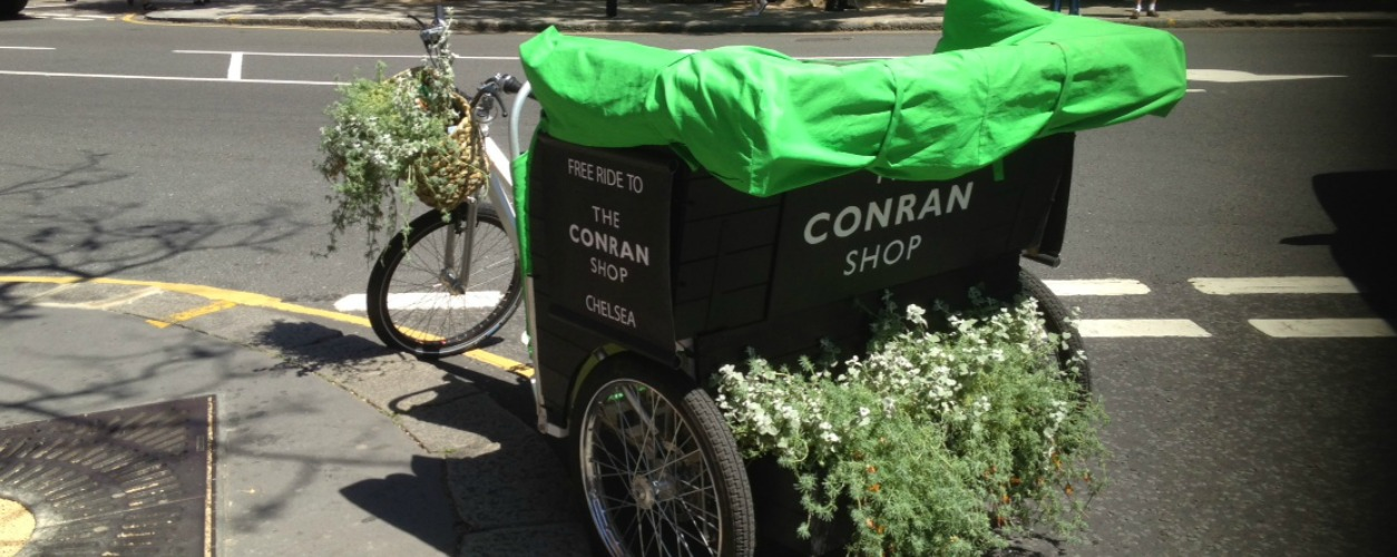 Conran Rickshaws